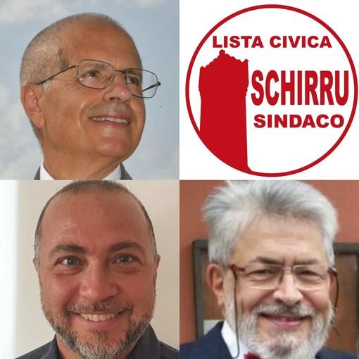 Comunali Savona 2021, ecco la lista civica a sostegno di Angelo Schirru