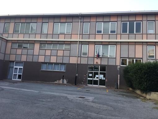 Savona: possibile fuga di gas nella scuola Callandrone, intervento dei vigili del fuoco e dell'ambulanza
