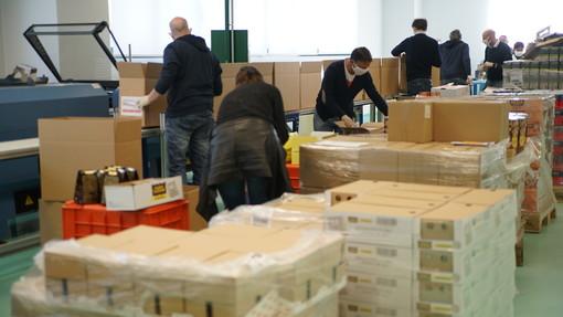 Dalla pasta al caffè, parte «Solidalitaly»: 20mila «pacchi di solidarietà» gratuiti con le eccellenze del food italiano