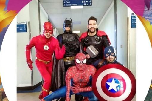 A Varazze il Carnevale è anche benefico: arrivano i Supereroi in Corsia