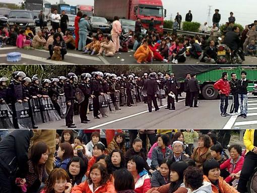 No Carbone persino in Cina: i cittadini protestano, la polizia spara. Altri due morti