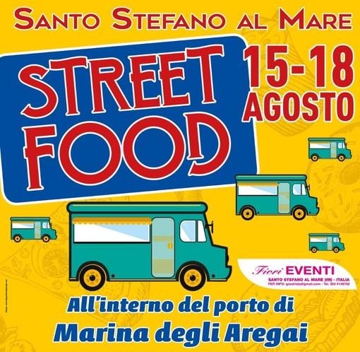 Street Food a Santo Stefano al Mare: Ferragosto con 4 giorni di puro divertimento