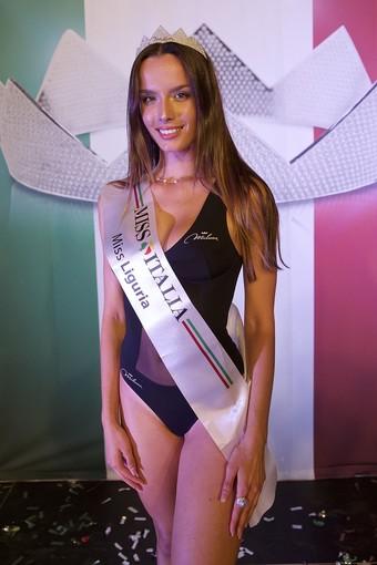 La cerialese Maria Laura Caccia tra le quattro finaliste liguri di Miss Italia