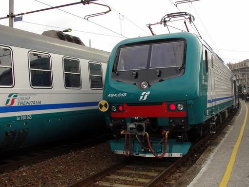 Persona investita da un treno tra Laigueglia e Alassio: circolazione sospesa