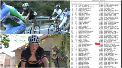 Da Osiglia al trionfo al Giro d'Italia: la Val Bormida nel percorso di Tao Geoghegan Hart