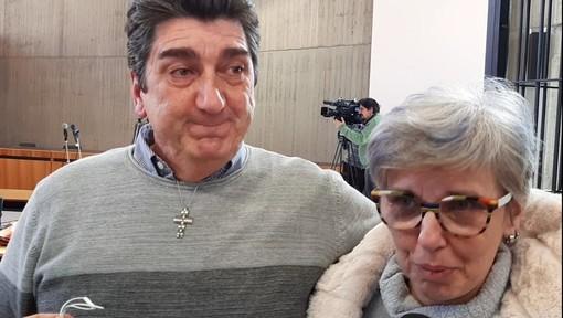 """Ergastolo per Alessio Alamia, i genitori di Janira: """"Giustizia è stata fatta"""" (VIDEO)"""
