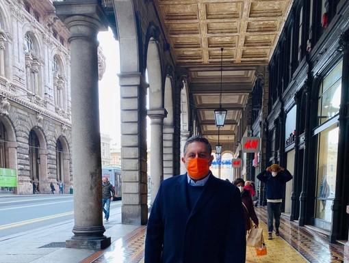 """Liguria resta in zona gialla, Toti: """"Me l'ha confermato poco fa il ministro Speranza al telefono"""""""