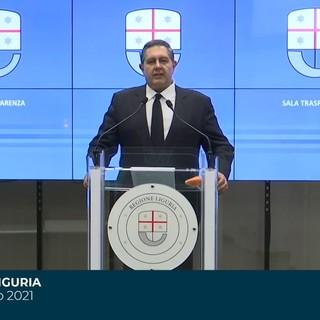 """Covid, Toti: """"Nell'estremo ponente ligure situazione sempre preoccupante"""". Pronta un'ordinanza restrittiva"""