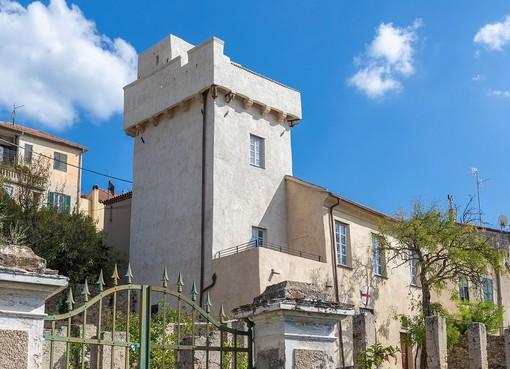 """""""Cervara 2018 - Architettura e paesaggio in Liguria"""": il torrione di Borgio tra i finalisti"""