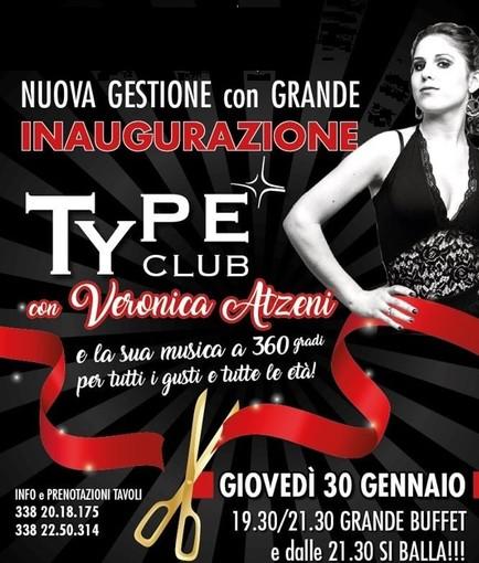 A Centallo grande inaugurazione del Type Club