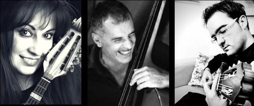 Andora, jazz and classic a Palazzo Tagliaferro con il New Trio Esposito-Cerruti-Pizzorno