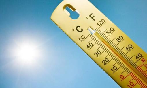 Arriva il caldo in Liguria, temperature fino a 34 gradi