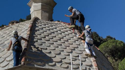 Il restauro della Torre dell'Abbazia di San Fruttuoso ha funzionato
