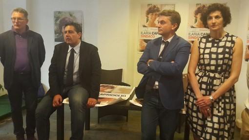 Caos rimpasto Giunta Caprioglio, creato un caso politico: all'attacco del sindaco i vertici provinciali e regionali