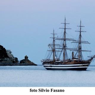 Amerigo Vespucci, la novantenne Nave più bella del Mondo ad Alassio