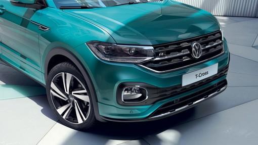 """La concessionaria """"Barbieri"""" di Savona presenta la nuova Volkswagen T-Cross"""