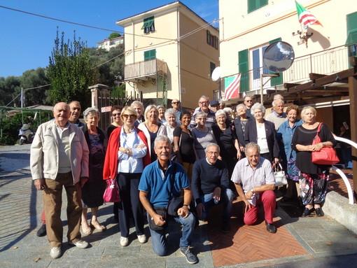 """Cantalupo di Varazze ha ospitato il tradizionale """"Pranzo dei Nonni"""""""