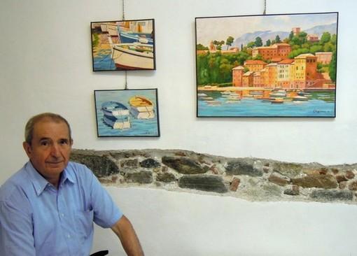 """Varazze: mostra personale di Mario Ghiglione presso la """"Gallery Malocello"""""""