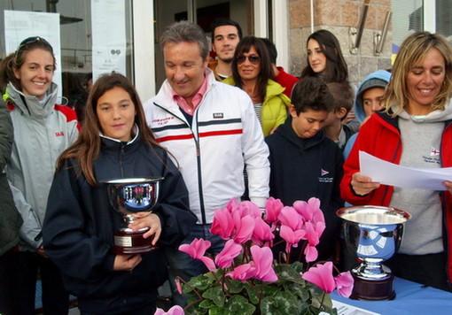 "Varazze, festa per lo sport della vela al ""Memorial Angela Lupi"""