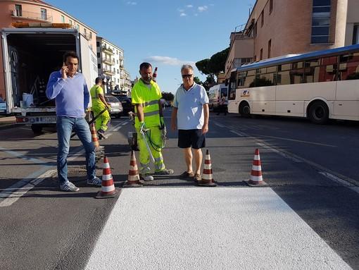 Albenga: inizia il progetto di studio della viabilità