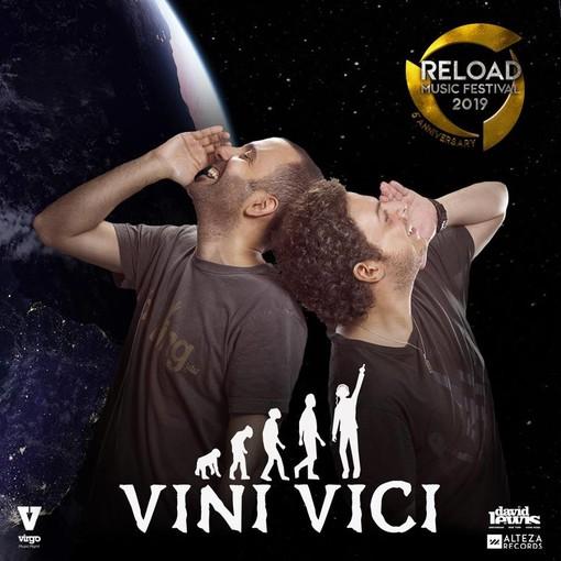 Reload Music Festival 2019: con il duo VINI VICI la musica psy-trance è protagonista