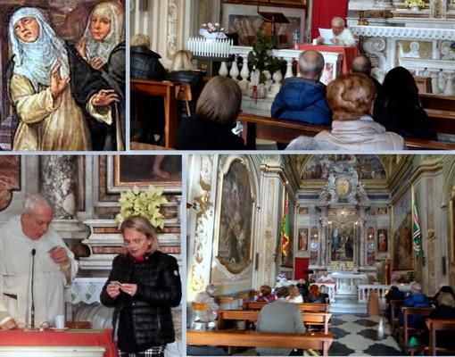 Si è tenuta a Varazze la prima delle tre conferenze su S. Caterina da Siena