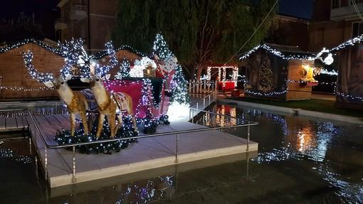 Loano Christmas, tutto pronto per l'inaugurazione del mercatino natalizio