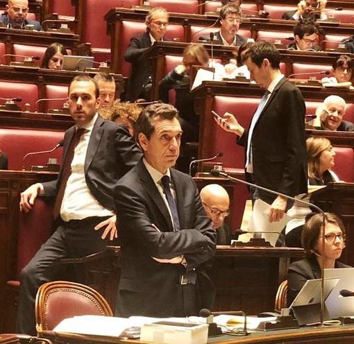 Franco Vazio (Pd) confermato vice presidente della Commissione Giustizia della Camera