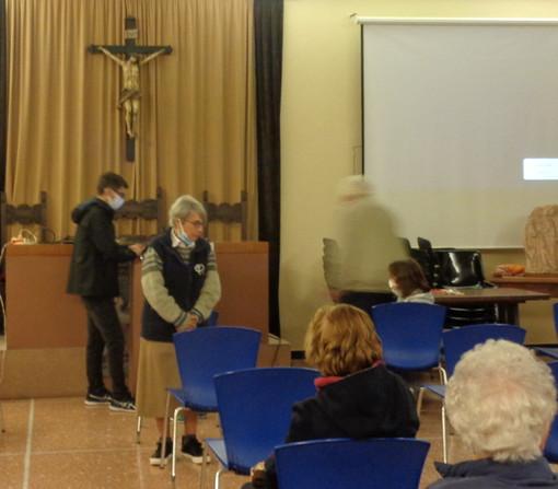 Incontro a Varazze con suor Daniela Maccari missionaria in Ecuador