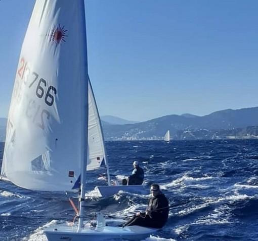 """Selezione Nazionale Laser """"Coppa Stefano Neri"""" a Varazze"""