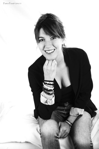 Albenga: Vanessa Palli, laureata in scienze politiche, si candida con Diego Distilo