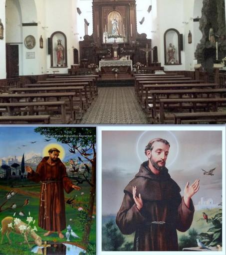 I Frati Minori Cappuccini di Varazze ricordano San Francesco d'Assisi