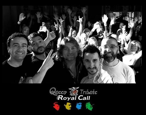 I Royal Call - Queen Tribute in concerto alla Polisportiva San Nazario di Varazze