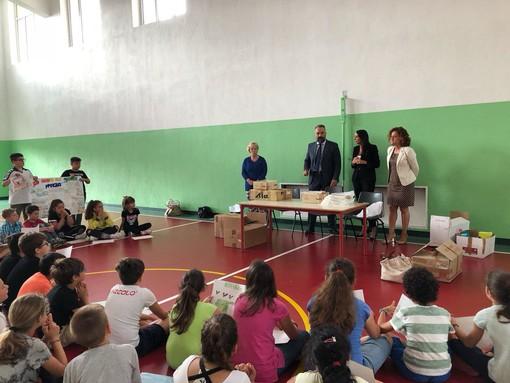 Vado Ligure, gli studenti a 'scuola di ambiente': concluso il progetto promosso da Ecosavona Srl e Green Up Srl