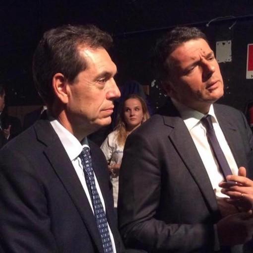 """Renzi lascia, il deputato albenganese Vazio no: """"La mia strada è col Pd"""""""