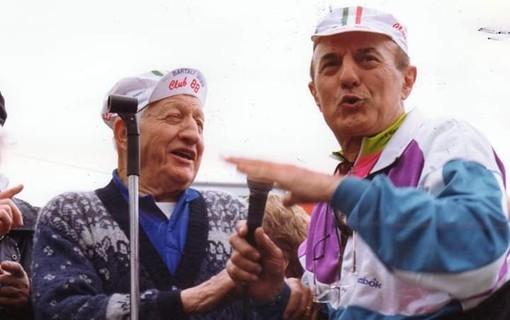 Loano si unisce al cordoglio per la scomparsa di Vittorio Seghezzi, storico gregario di Gino Bartali