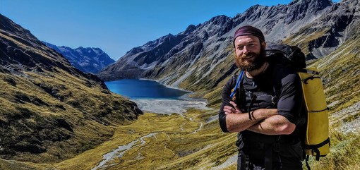 Oltre 2 mila chilometri a piedi e in solitaria attraverso le Alpi della Nuova Zelanda: la nuova impresa del loanese Andrea Cibrario