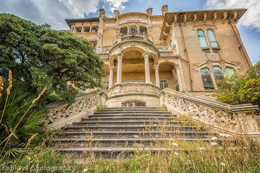 """Savona, Bruno (Verdi): """"Fermiamo tutto e facciamo a Villa Zanelli il museo del Liberty"""""""