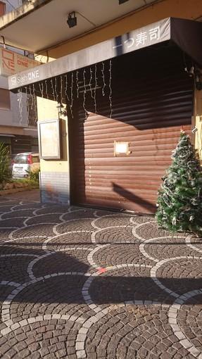 Albenga: niente scontrini fiscali e chiude per tre giorni una attività commericale in viale Pontelungo