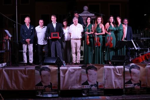 Standing ovation tra le colline del Gavi per il tenore nolese Davide Pastorino