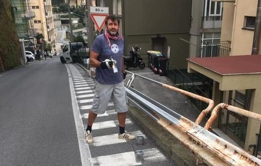 """Foto tratta dalla pagina Facebook """"Sei di Finale Ligure se official"""""""