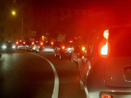 """Celle. Code chilometriche a causa dei semafori sul S.Brigida, sindaco Mordeglia: """"Ingegneri al lavoro per diminuire il tempo d'attesa"""""""
