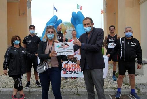 """""""La Liguria che riparte. Di Corsa"""": presente anche Finale Ligure"""
