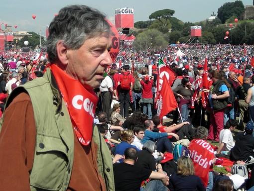 Lutto a Savona e nel mondo della CGIL per la scomparsa di Silvio Ricci