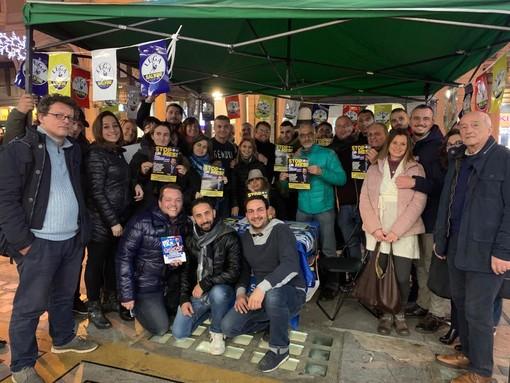 "Stop Mes, Rixi (Lega): ""Grande affluenza ai gazebo in tuttala Liguria: alle 18 oltre 3.000 firme"""