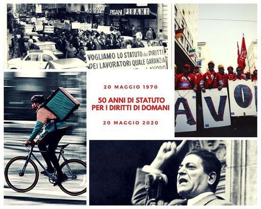 50 anni fa lo Statuto dei lavoratori diventava Legge: le celebrazioni della Cgil Savona