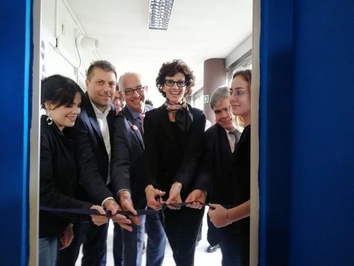 Savona, al Ferraris Pancaldo arriva il terzo laboratorio digitale