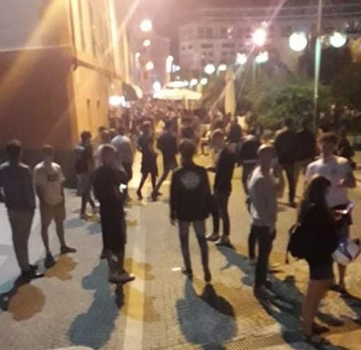 """Assembramenti in Darsena a Savona. Anselmo (Articolo Uno): """"Il sindaco si dimetta"""""""