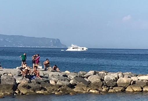 Lo yacht di Ronaldo nel mare di Albenga: la Liguria-mania di CR7 non si ferma