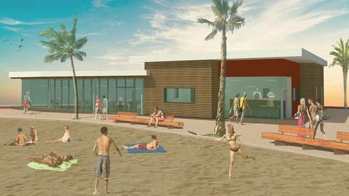 Savona: in arrivo nuovi servizi per la spiaggia libera di Zinola